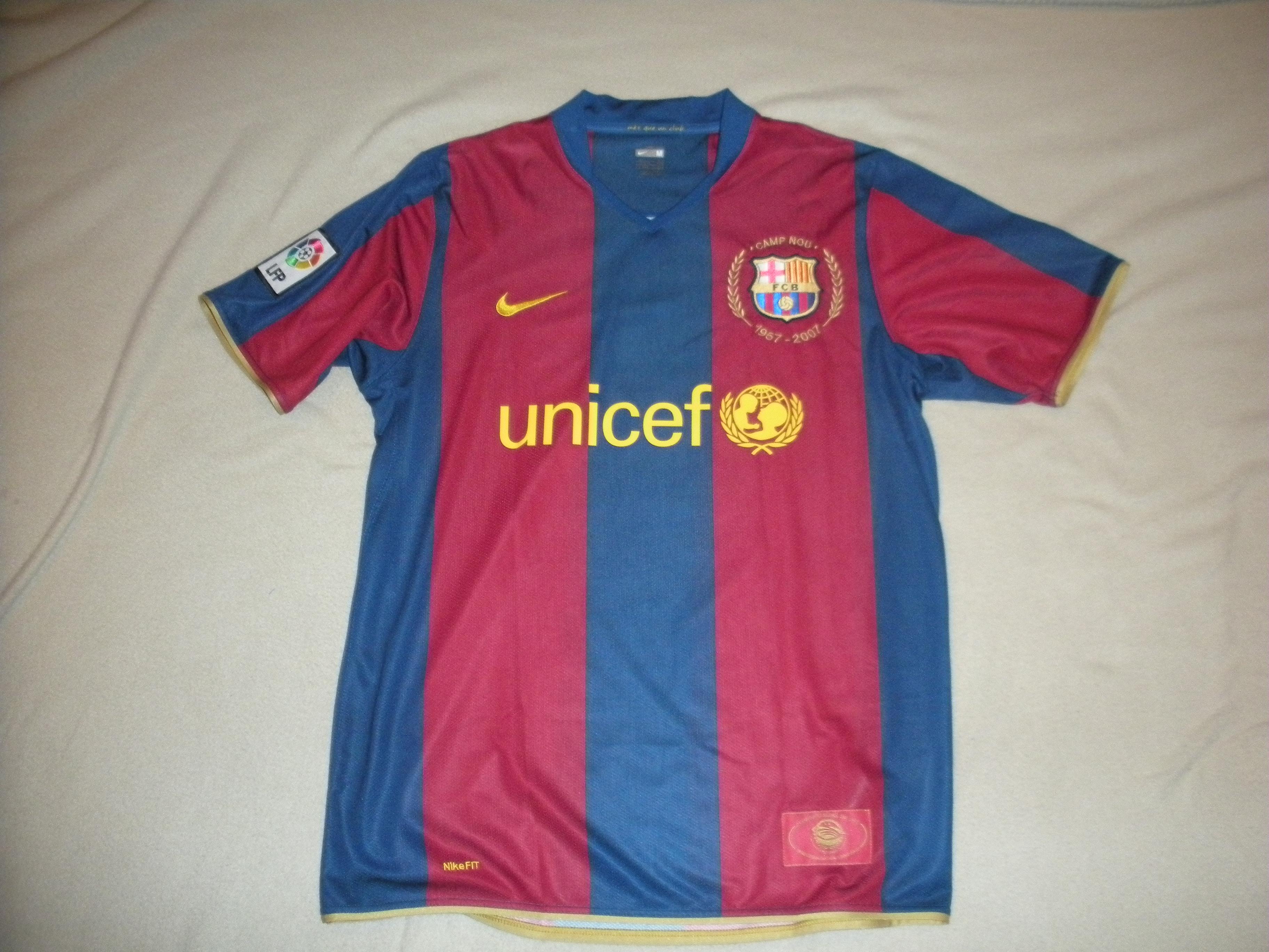 Barcelona Away Shirt | eBay
