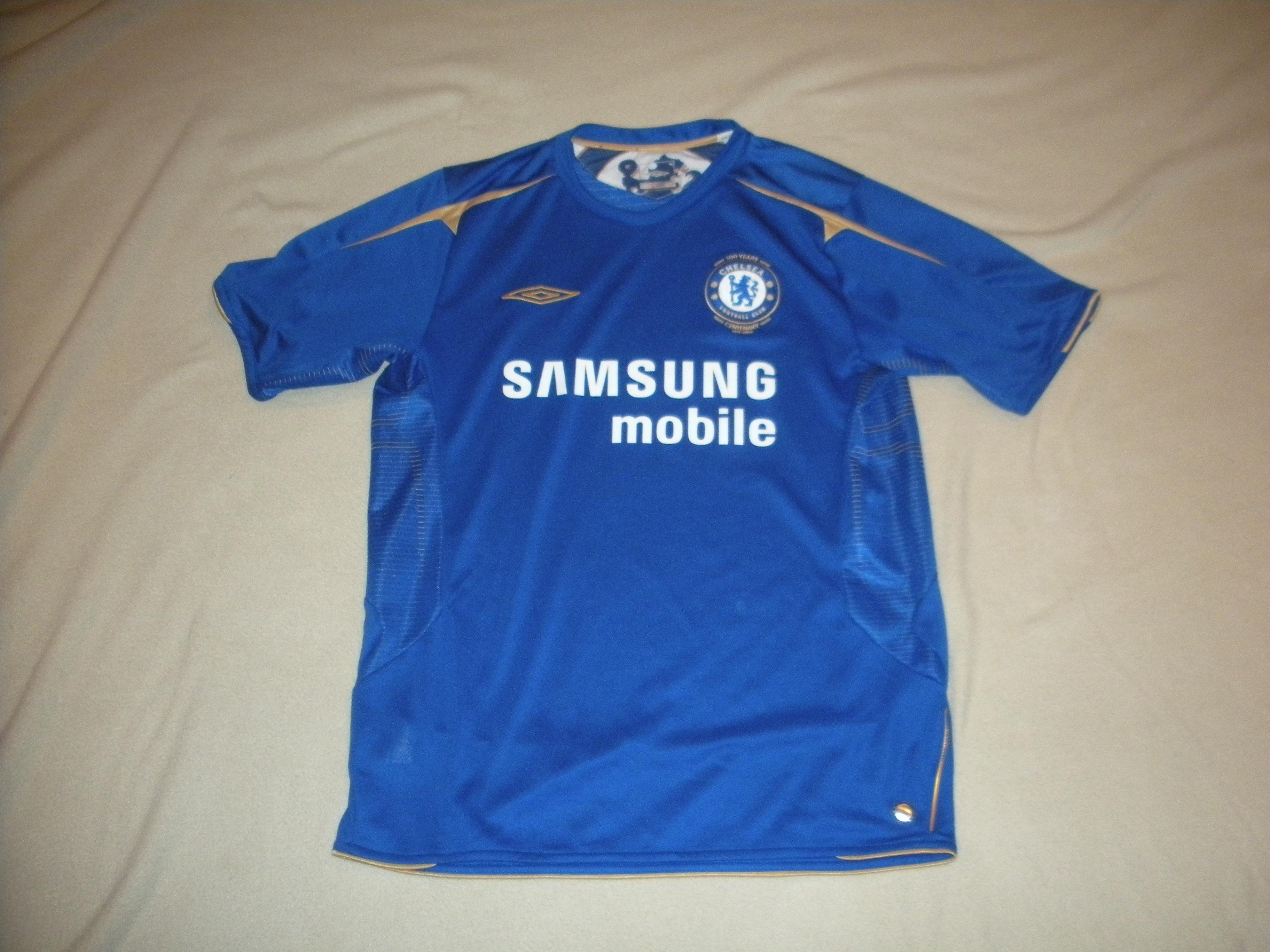 newest d5a52 1d26d Chelsea | Jay's Jersey Blog